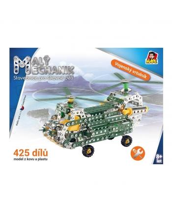 Malý mechanik - vojen.vrtulník, 425ks