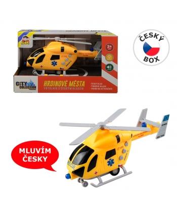 Vrtulník záchranný na zotrv. + BO