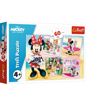 Puzzle 60 Disney Minnie