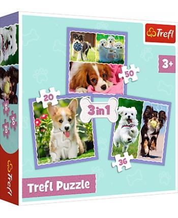 Puzzle 3v1 Psy