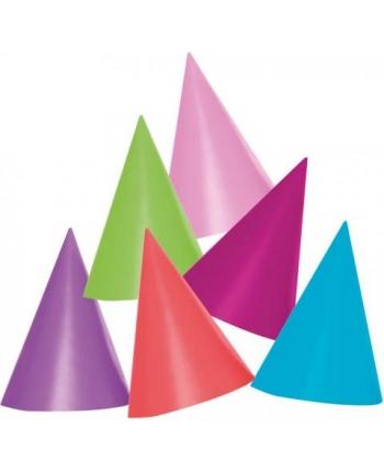 Klobúčik párty jednofarebný