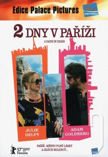 DVD Film - 2 dny v Paříži