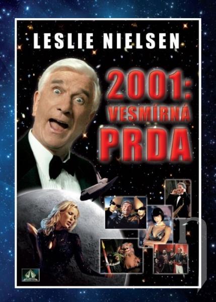 DVD Film - 2001: Vesmírná prda