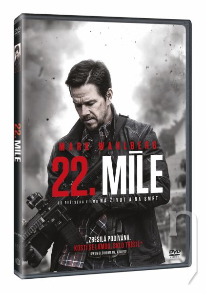 DVD Film - 22. míľa