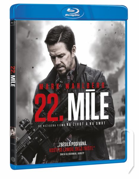 BLU-RAY Film - 22. míľa