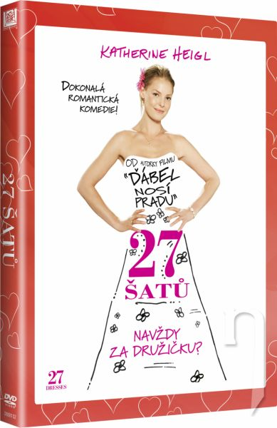 DVD Film - 27 šatů