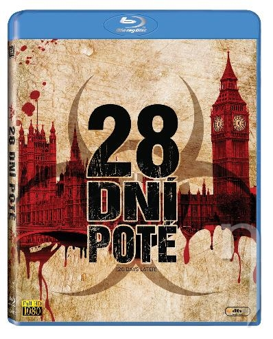 BLU-RAY Film - 28 dní potom (Blu-ray)
