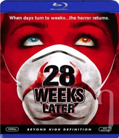 BLU-RAY Film - 28 týdnů poté