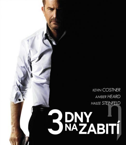 BLU-RAY Film - 3 dny na zabití