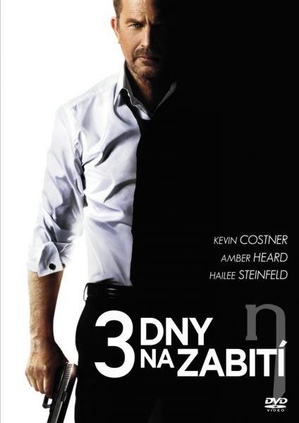 DVD Film - 3 dny na zabití