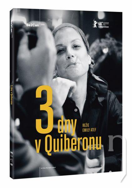 DVD Film - 3 dny v Quiberonu