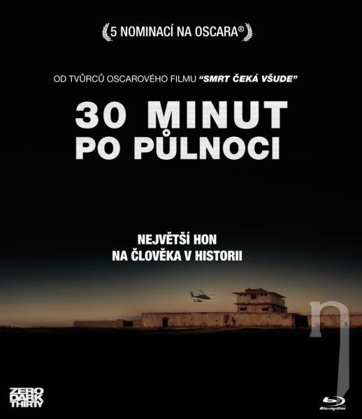 BLU-RAY Film - 30 minut po půlnoci