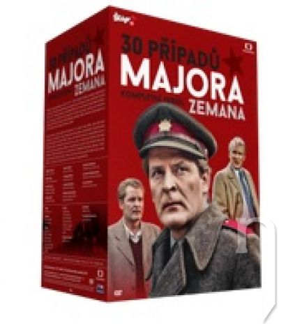 DVD Film - 30 prípadov majora Zemana