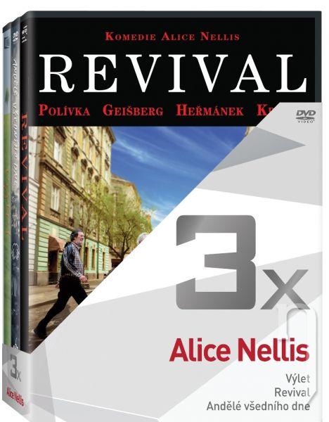 DVD Film - Alice Nellis (3 DVD)