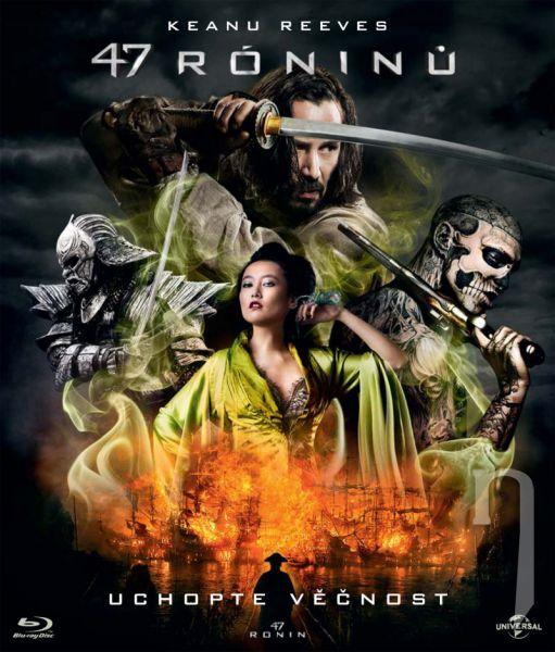 BLU-RAY Film - 47 Róninů