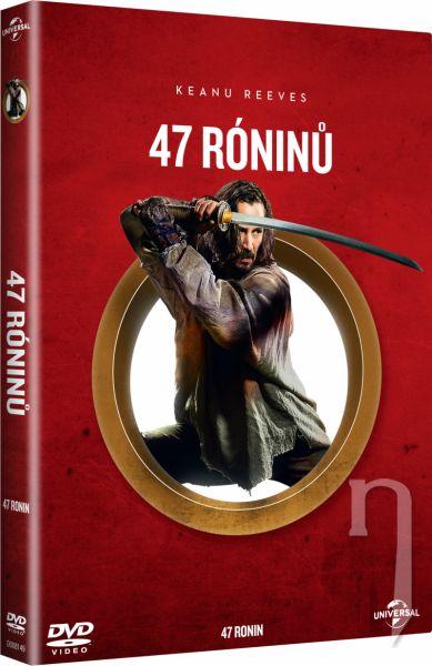 DVD Film - 47 Róninů