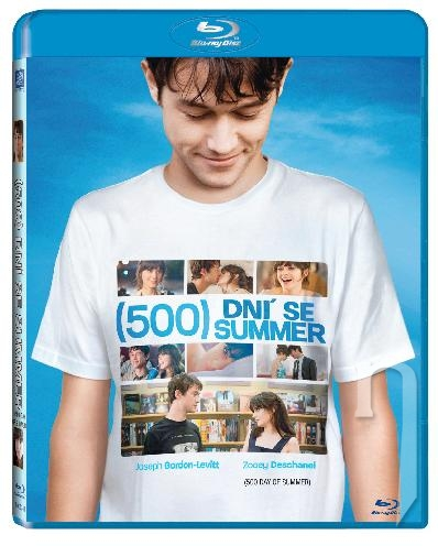 BLU-RAY Film - 500 dní so Summer (Blu-ray)