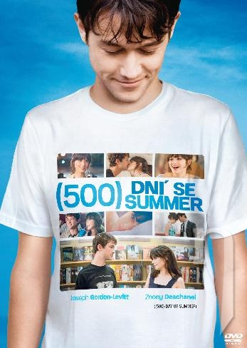 DVD Film - 500 dní so Summer