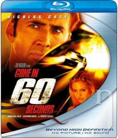 BLU-RAY Film - 60 sekund