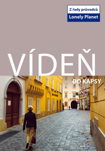 Kniha - Vídeň do kapsy - Lonely Planet