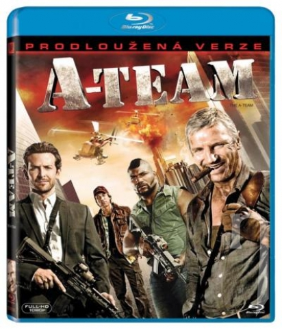BLU-RAY Film - A-Team (Bluray)