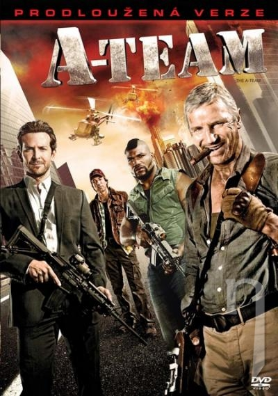 DVD Film - A-Team + BONUS DVD