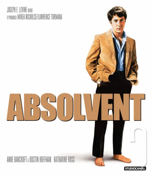 BLU-RAY Film - Absolvent