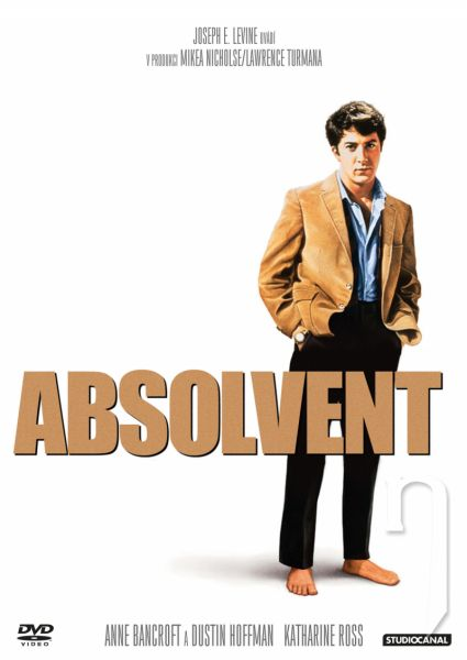 DVD Film - Absolvent
