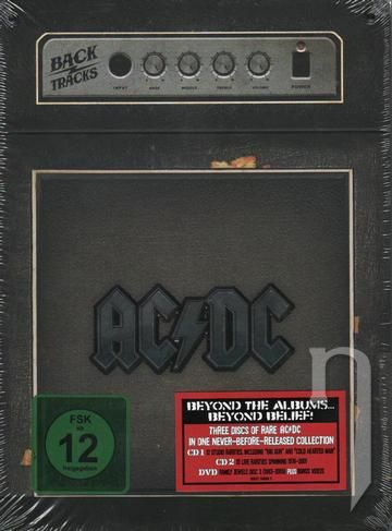 CD - AC/DC: Backtracks (2CD+DVD)