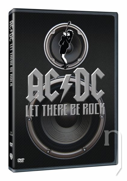 DVD Film - AC/DC: Let there be Rock