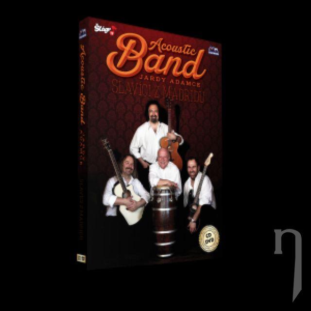 DVD Film - ACOUSTIC BAND JARDY ADAMCE - SLAVÍCI Z MADRIDU