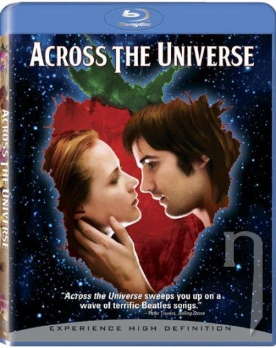 BLU-RAY Film - Across The Universe