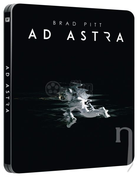 BLU-RAY Film - Ad Astra - Steelbook