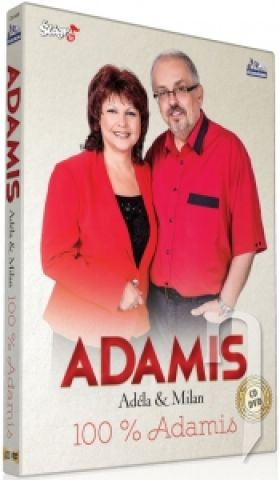 DVD Film - ADAMIS - 100% ADAMIS