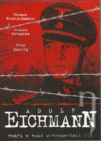 DVD Film - Adolf Eichmann