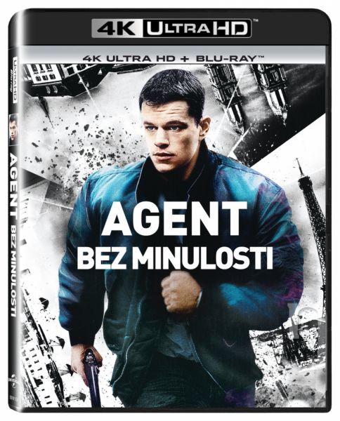 BLU-RAY Film - Agent bez minulosti UHD + BD