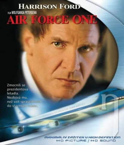 BLU-RAY Film - Air Force One (Bluray)