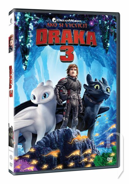 DVD Film - Jak vycvičit draka 3