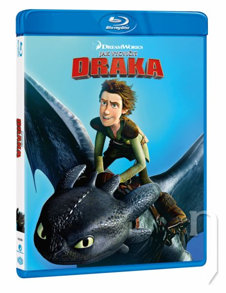 BLU-RAY Film - Jak vycvičit draka
