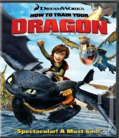 BLU-RAY Film - Ako vycvičiť draka (Blu-ray)
