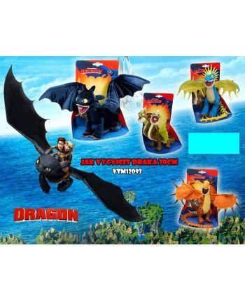 Ako vycvičiť draka - tmavo modrý drak (nočný prízrak)