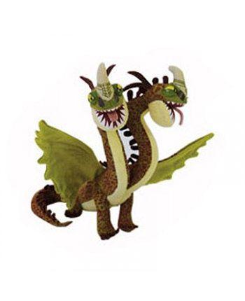 Hračka - ako vycvičiť draka - zelený dvojhlavý drak