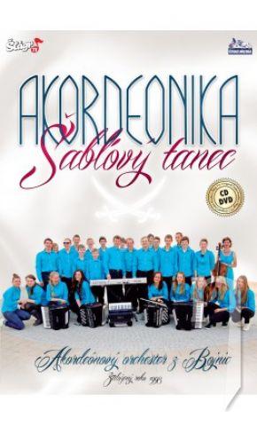 DVD Film - Akordeonika - Šablový tanec 1 CD + 1 DVD