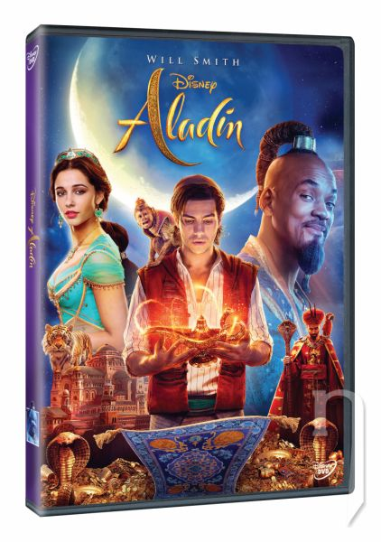 DVD Film - Aladin