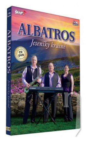 DVD Film - Albatros - Jeseníky krásné 1 CD + 1 DVD