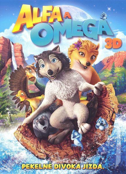DVD Film - Alfa a Omega 3D + 2D