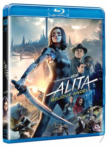 BLU-RAY Film - Alita: Bojový Anděl