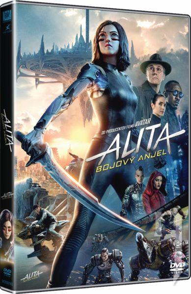 DVD Film - Alita: Bojový Anděl