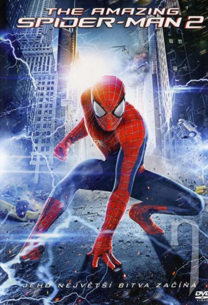 DVD Film - Amazing Spider-Man 2