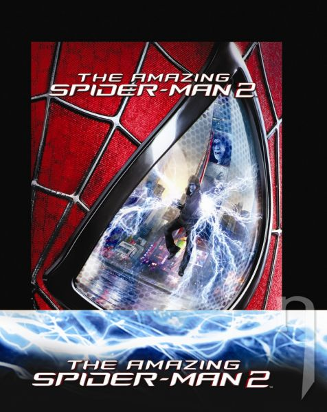 BLU-RAY Film - Amazing Spider-Man 2 Steelbook
